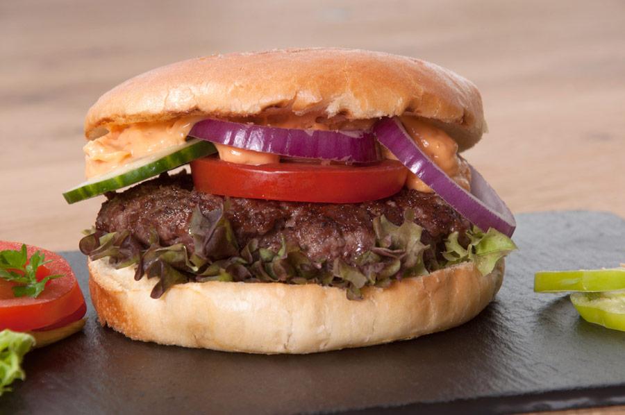 Hamburger von Skyloft